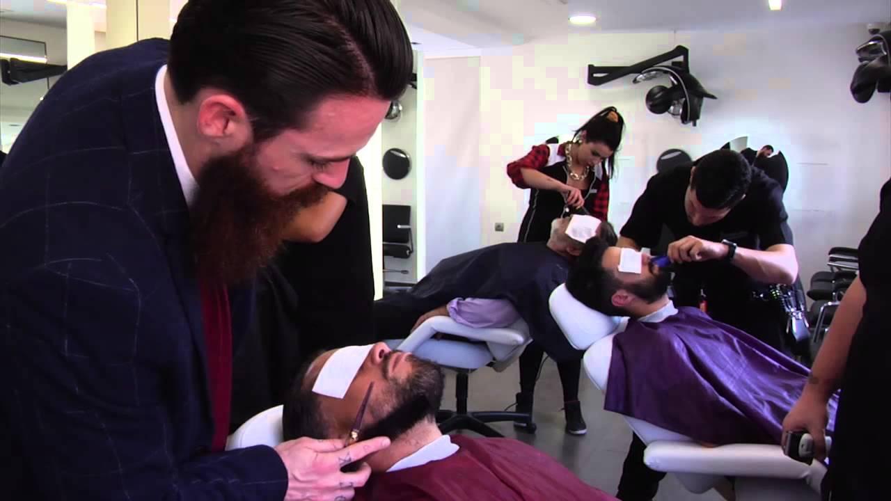 Taller t cnicas y secretos de la barber a cl sica by lord - La barberia de vigo ...