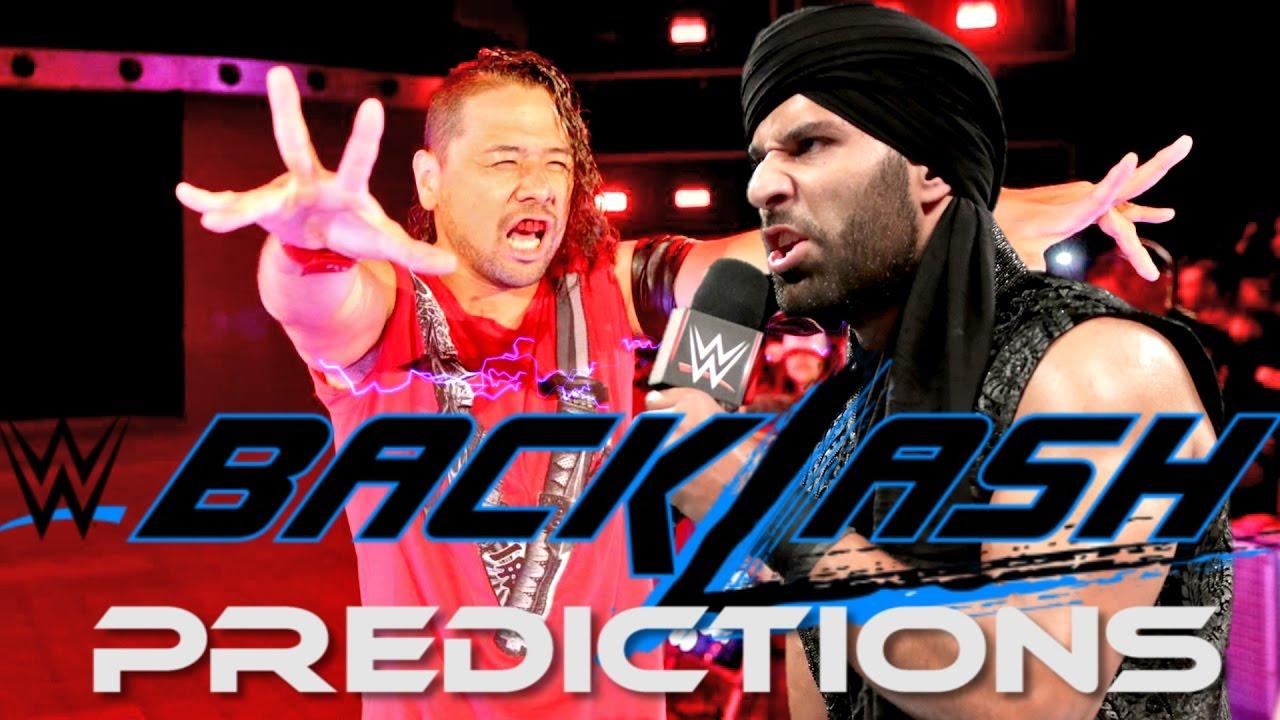 WWE Backlash 2017 Results: News And Notes After Jinder Mahal Beats Randy Orton ...