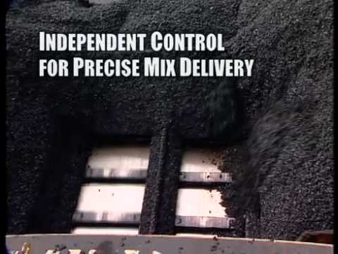 Cat® AP1055D Asphalt Paver For Precise Mix Delivery
