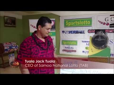 Samoan National Lotto