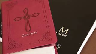 Name Imprinting For Bibles & Journals