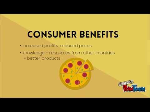 Multinational Corporations   Advantages & Disavantages