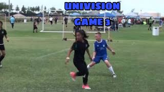 Copa Univision U12 Blue Devils