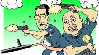 ГТА СЕРИАЛ: АТАКА ТИТАНОВ   Gta San Andreas Multiplayer   Смешные моменты   САМП: SAMP   Монтаж