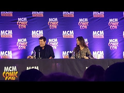 Firefly Panel at MCM London