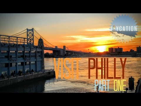 PHILADELPHIA PENNSYLVANIA City Guide | Jaycation Visit Philly Travel Vlog Series Part One