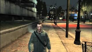 GTA IV - Rob the Bike Store