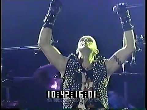 Judas Priest Live In Irvine Ca 1991 07 12 Pro Shot