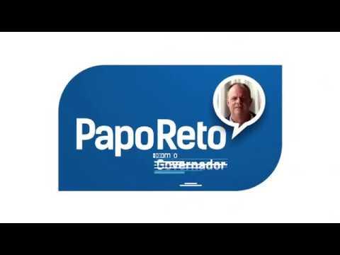 Belivaldo Chagas - Chamada Papo Reto