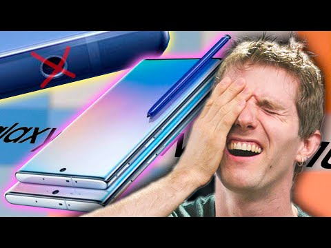 Why would I buy the Note 10?