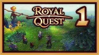 Royal Quest [1/7] Als Schurke im Hack