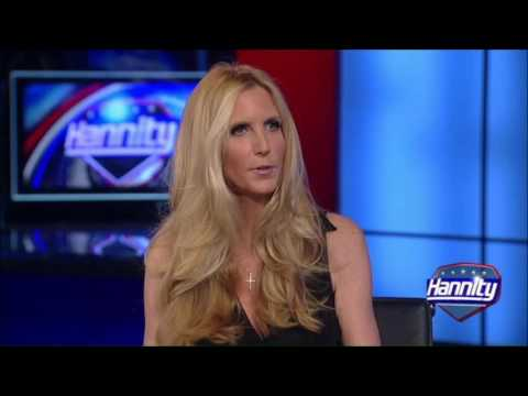 Ann Coulter on The Sean Hannity Radio Show (5/5/2017)