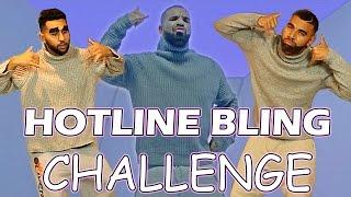 Drake Hotline Bling CHALLENGE!!!