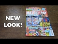 NEW LOOK MAGAZINE! 2 Packs Match Attax Champions League - Match of the Day #433