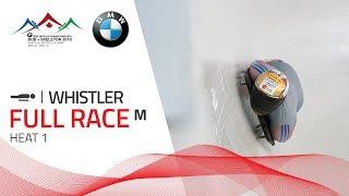 Whistler | BMW IBSF World Championships 2019 - Men's Skeleton Heat 1 | IBSF Official