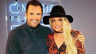 Britney Spears - 2016 UK Interview with Dan Wootton (Lorraine Show)