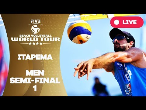 Itapema 4-Star - 2018 FIVB Beach Volleyball World Tour - Men Semi Final 1 thumbnail