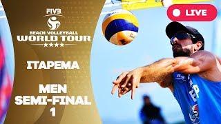 Itapema 4-Star - 2018 FIVB Beach Volleyball World Tour - Men Semi Final 1