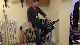 Идеальный тренажер для избавления от лишнего веса в домашних условиях.