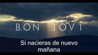 Скачать Bon Jovi BORN AGAIN TOMORROW Subtitulada En Español