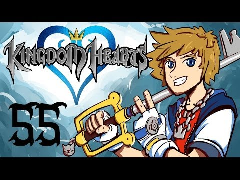 Kingdom Hearts Final Mix HD Gameplay / Playthrough w/ SSoHPKC Part 55 - BEES
