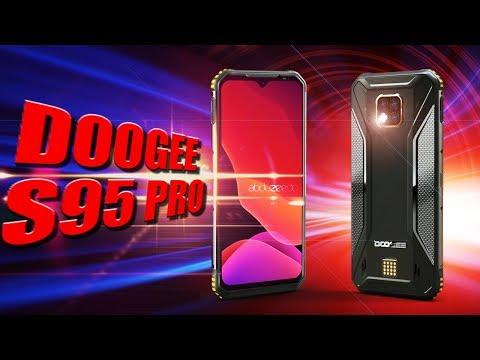Doogee S95 Pro - новый флагман 2020!!! 💲