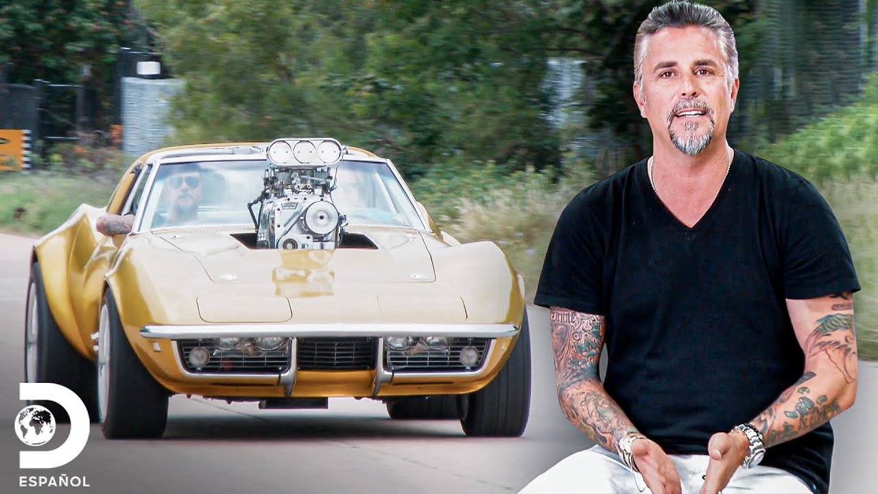 "Estupendo ""Midas Monkey"" para colección de Hot Wheels | El Dúo mecánico | Discovery En Español"