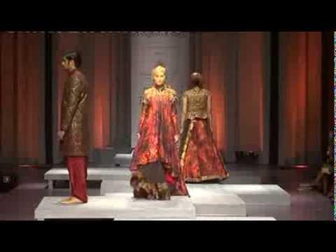 India Bridal Fashion Week 2013 - Shantanu & Nikhil Collection
