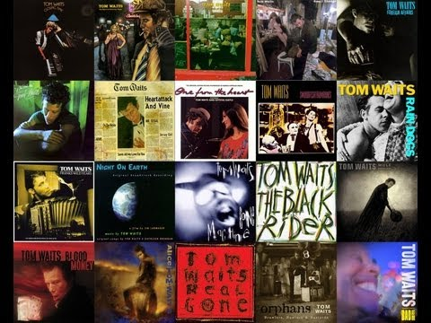 Top 20 Songs - Tom Waits