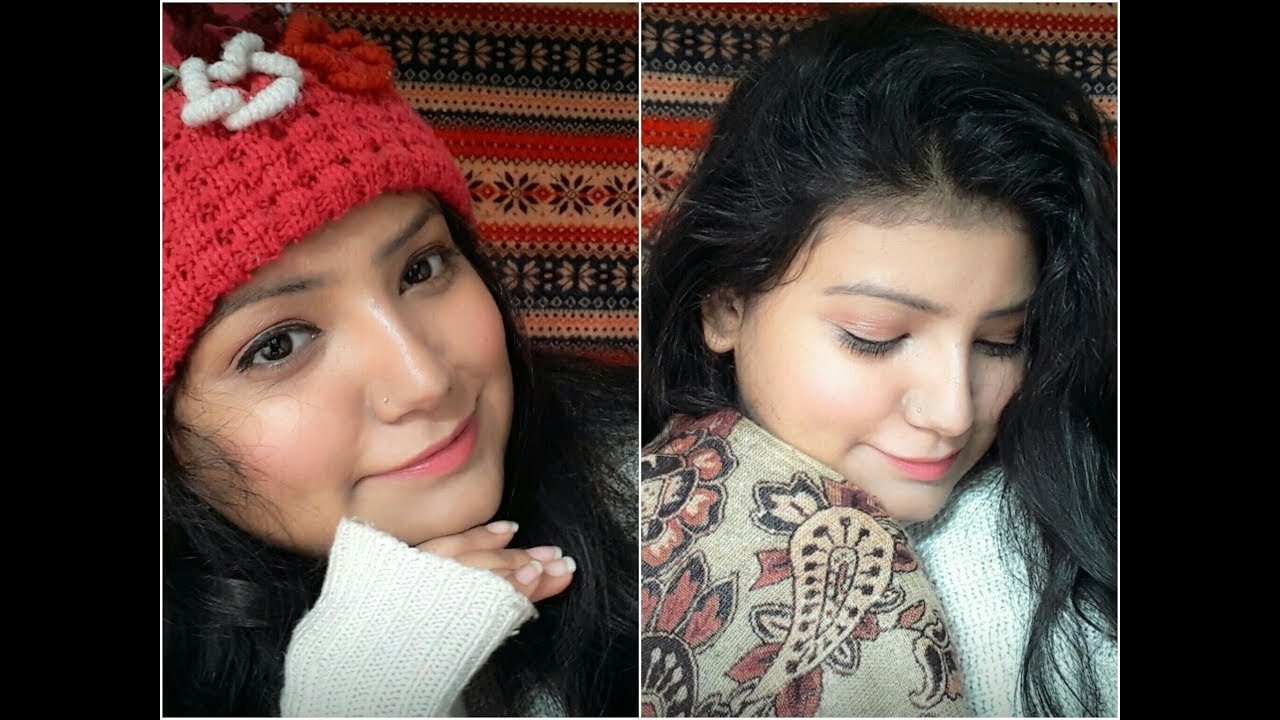 [VIDEO] - Winter Makeup Tutorial|| Cozy, Cute & Easy. 2