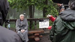 Кадры со съёмочной площадки фильма Виктора Мережко «Не ждали»