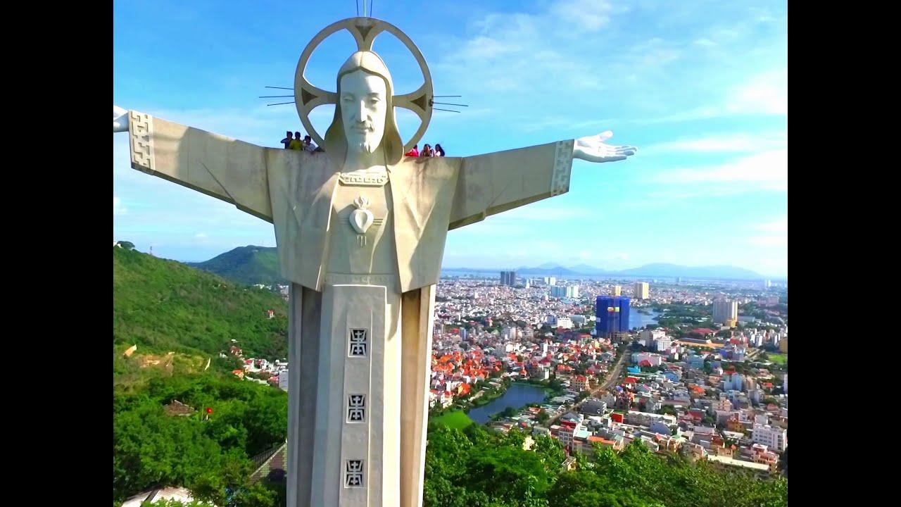 Kết quả hình ảnh cho jesus christ statue in vung tau