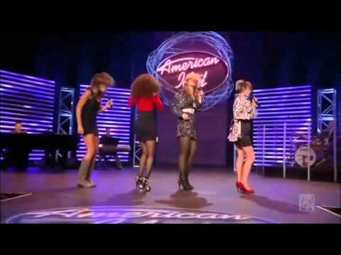 American Idols best group audition