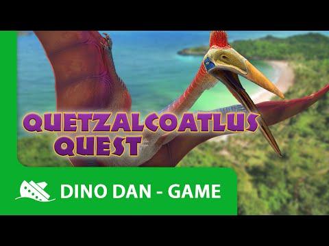 Dino Dan - Quetzalcoatlus Quest Game for Kids