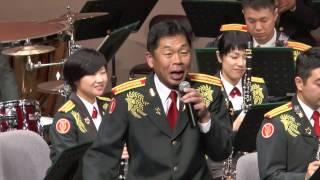 陸上自衛隊第1音楽隊 第18回クリスマスチャリティコンサート 成増Actホ...