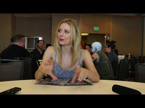 Justine Lupe talks Mr. Mercedes Season 2 at SDCC 2018