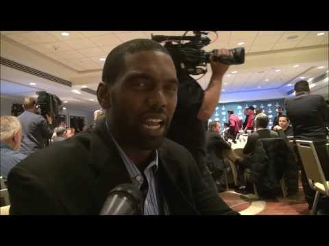 Randy Moss on trash talk, joining the media & Richard Sherman coverage