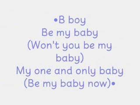 B Boy Baby - Mutya Buena
