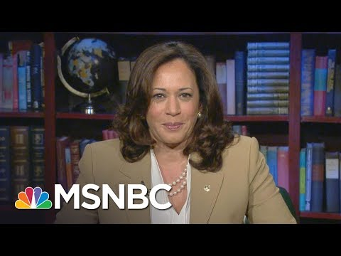 Senator Kamala Harris: Passing DREAM Act 'Right Thing To Do' | The Last Word | MSNBC