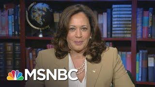 Senator Kamala Harris: Passing DREAM Act 'Right Thing To Do' | The Last Word | MSNBC