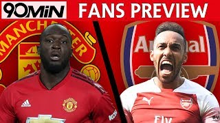 MAN UNITED VS ARSENAL! Will Mourinho be sacked today!? Burnley vs Liverpool  Preview!