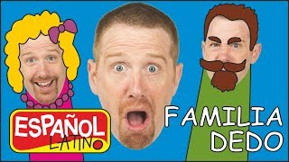 la-familia-dedo-finger-family-aprender-steve-and-maggie-espaol-canciones-infantiles