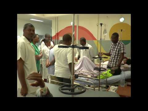 Discovery Documentary Of Yaounde Central Hospital  Emergency Unit