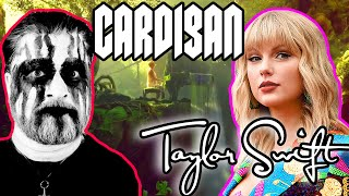 Gambar cover VOCAL COACH REACTS | TAYLOR SWIFT | CARDIGAN