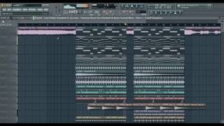 Hardwell -Thinking About You (Hardwell & Kaaze Festival Mix)(FL Studio Remake + Presets)