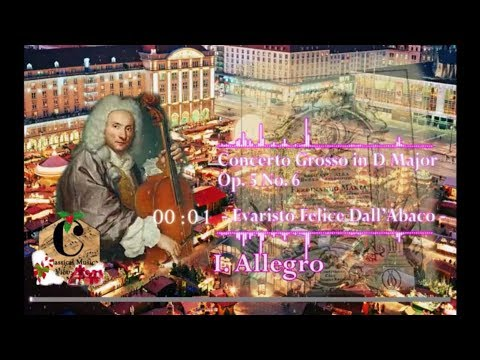 Classical Music for Christmas 2017 - Pierpont, Bach, Handel, Charpentier, Elgar and  Dall'Abaco