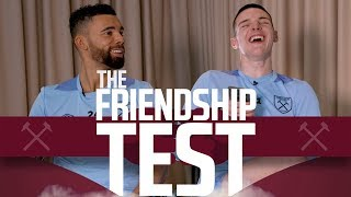 DECLAN RICE & RYAN FREDERICKS FUME ABOUT THEIR FIFA 19 RATINGS!
