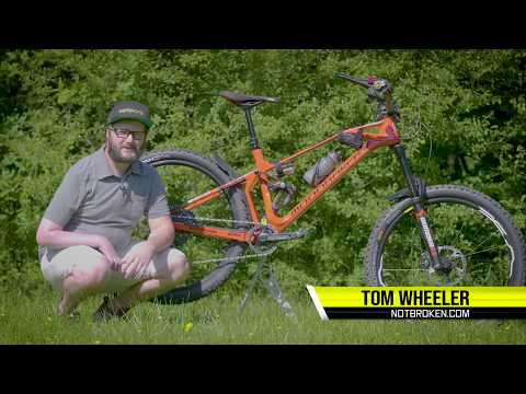 One Hand Bike Check | Tom Wheeler | NotBroken