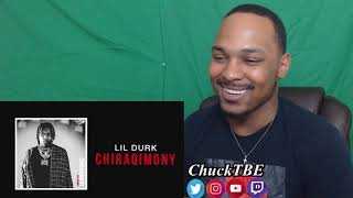 ANOTHER HIT!!! Lil Durk - Chiraqimony REACTION