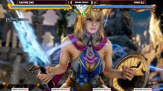 [Soulcalibur 6] Saiyne vs Sophitia90 - NLBC 178 Grand Finals